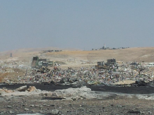 abu dis landfill