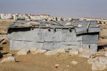 Jahalin bedouins outside of Maale Adumim, 07/06/07