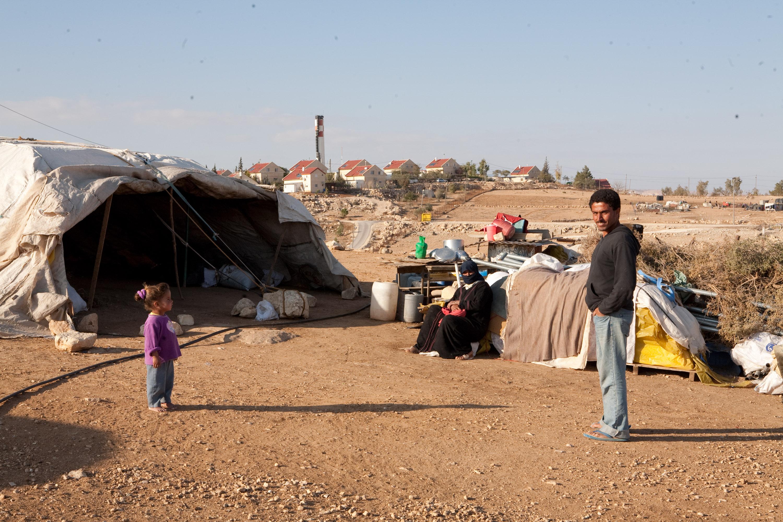 Umm El Chir. November 19th 2009